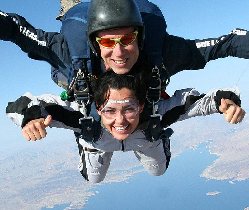 Sky Dive Las Vegas